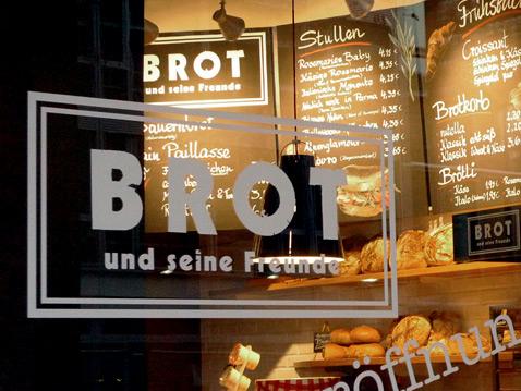 Brot und seine Freunde