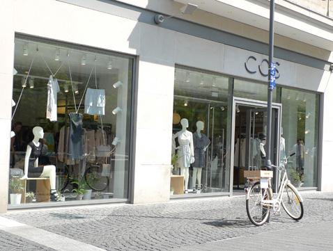 COS Frankfurt