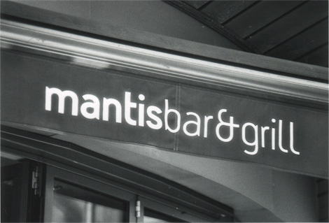 Mantis Bar & Grill