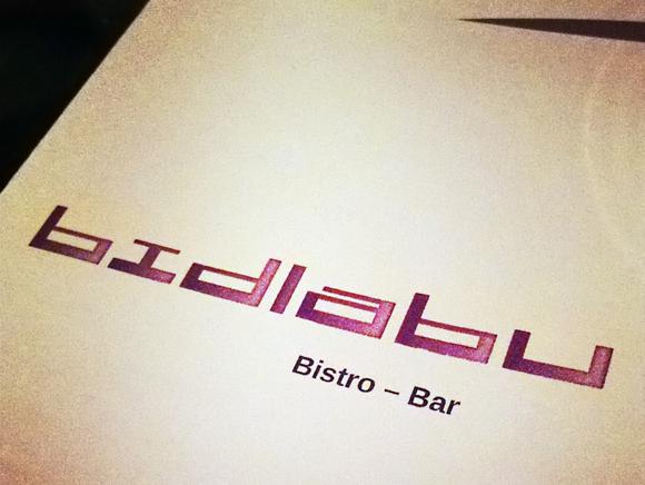 bidlabu, Bistro-Bar