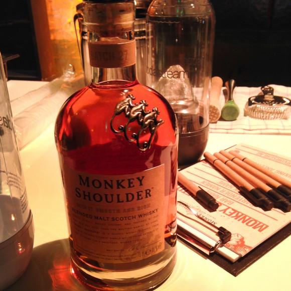 Monkeyhoulder Launch, Naxoshallen