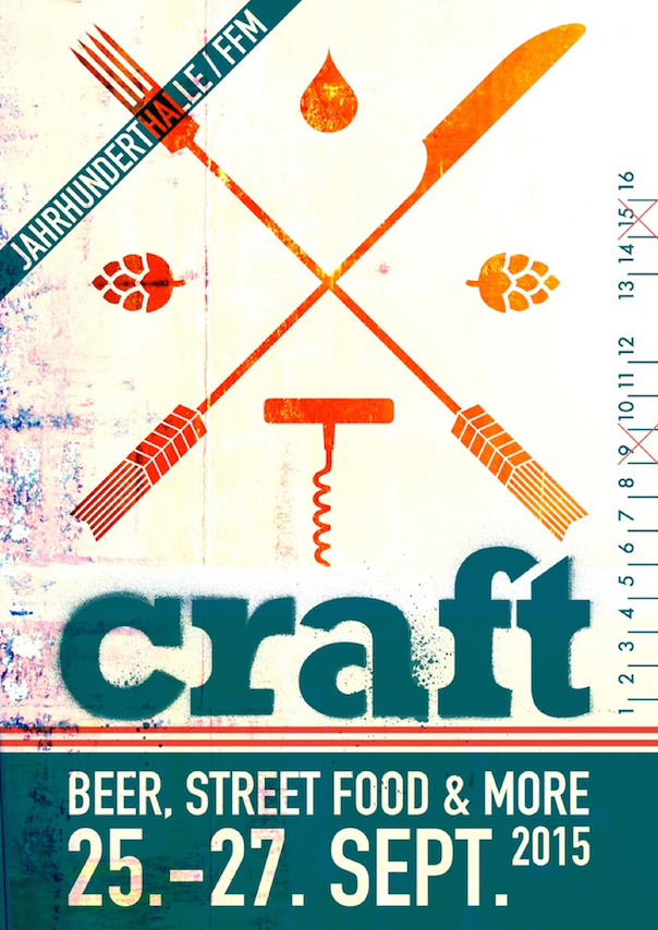 Craft Festival, Frankfurt